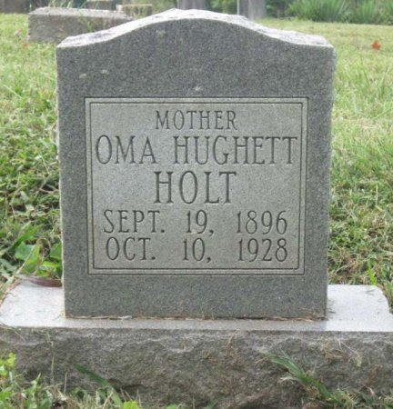 HOLT, OMA - Hamblen County, Tennessee | OMA HOLT - Tennessee Gravestone Photos