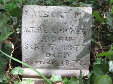 HOWERY, ALBERT M. - Hamblen County, Tennessee | ALBERT M. HOWERY - Tennessee Gravestone Photos