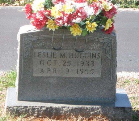 HUGGINS, LESLIE M. - Hamblen County, Tennessee | LESLIE M. HUGGINS - Tennessee Gravestone Photos