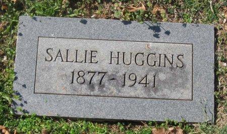 HUGGINS, SALLIE - Hamblen County, Tennessee | SALLIE HUGGINS - Tennessee Gravestone Photos