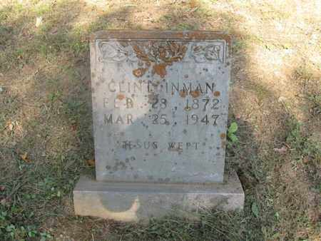 INMAN, CLINT - Hamblen County, Tennessee | CLINT INMAN - Tennessee Gravestone Photos