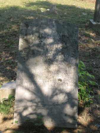 INMAN, MARTHA - Hamblen County, Tennessee   MARTHA INMAN - Tennessee Gravestone Photos
