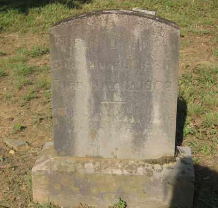 INMAN, RUFUS D. - Hamblen County, Tennessee | RUFUS D. INMAN - Tennessee Gravestone Photos