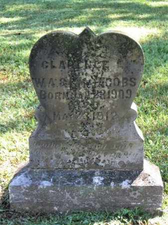 JACOBS, CLARENCE E. - Hamblen County, Tennessee | CLARENCE E. JACOBS - Tennessee Gravestone Photos