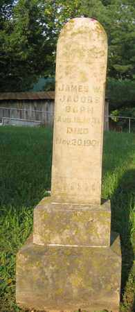 JACOBS, JAMES W. - Hamblen County, Tennessee | JAMES W. JACOBS - Tennessee Gravestone Photos