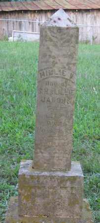 JACOBS, MILLIE V. - Hamblen County, Tennessee | MILLIE V. JACOBS - Tennessee Gravestone Photos