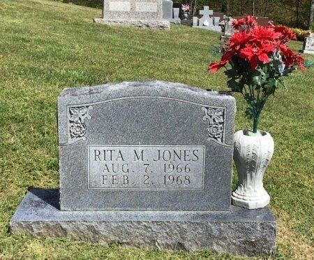 JONES, RITA MICHELLE - Hamblen County, Tennessee | RITA MICHELLE JONES - Tennessee Gravestone Photos