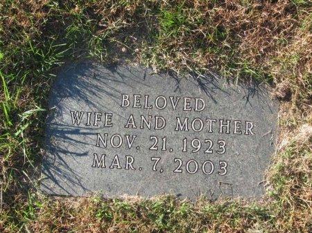KILGORE, VERGIE A.2 - Hamblen County, Tennessee | VERGIE A.2 KILGORE - Tennessee Gravestone Photos