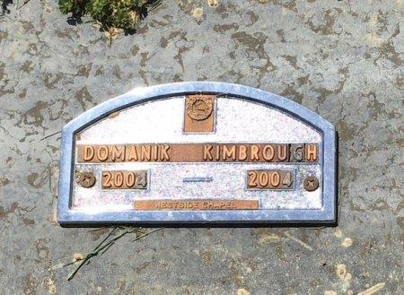 KIMBROUGH, DOMANIK - Hamblen County, Tennessee | DOMANIK KIMBROUGH - Tennessee Gravestone Photos