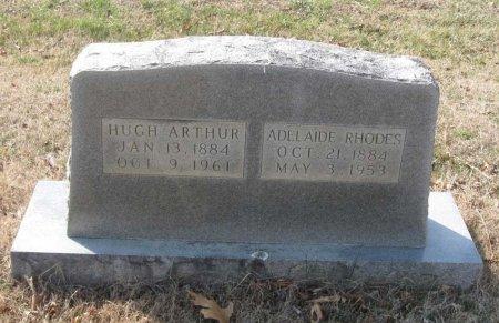 LANE, HUGH ARTHUR - Hamblen County, Tennessee   HUGH ARTHUR LANE - Tennessee Gravestone Photos