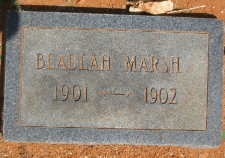 MARSH, BEULAH - Hamblen County, Tennessee | BEULAH MARSH - Tennessee Gravestone Photos