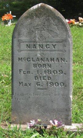 MCCLANAHAN, NANCY - Hamblen County, Tennessee | NANCY MCCLANAHAN - Tennessee Gravestone Photos