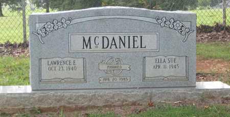MCDANIEL, LAWRENCE E. - Hamblen County, Tennessee | LAWRENCE E. MCDANIEL - Tennessee Gravestone Photos