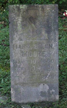 MOORE, MARY ELLEN - Hamblen County, Tennessee | MARY ELLEN MOORE - Tennessee Gravestone Photos