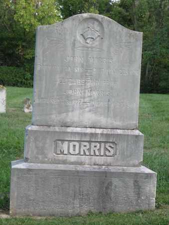 MORRIS, ELIZABETH - Hamblen County, Tennessee | ELIZABETH MORRIS - Tennessee Gravestone Photos