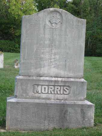 MORRIS, JOHN - Hamblen County, Tennessee | JOHN MORRIS - Tennessee Gravestone Photos