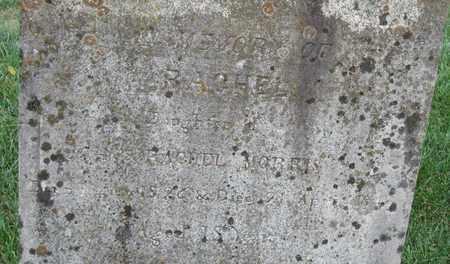 MORRIS, RACHEL (CLOSE UP) - Hamblen County, Tennessee   RACHEL (CLOSE UP) MORRIS - Tennessee Gravestone Photos