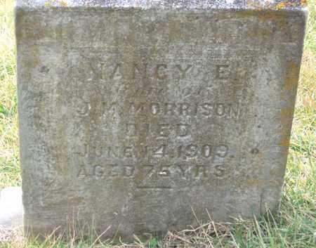 MORRISON, NANCY E. - Hamblen County, Tennessee   NANCY E. MORRISON - Tennessee Gravestone Photos