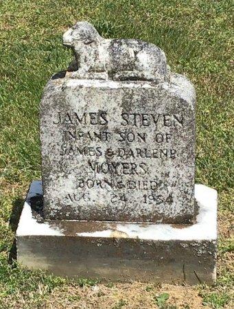 MOYERS, JAMES STEVEN - Hamblen County, Tennessee | JAMES STEVEN MOYERS - Tennessee Gravestone Photos