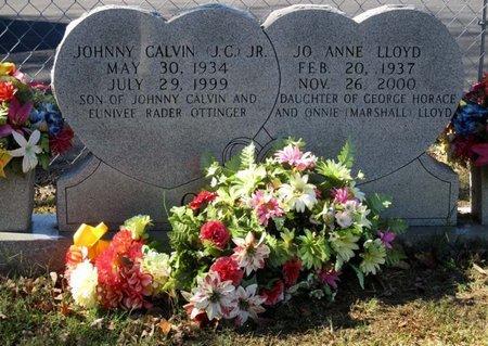 OTTINGER, JO ANNE - Hamblen County, Tennessee | JO ANNE OTTINGER - Tennessee Gravestone Photos