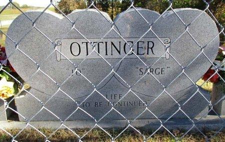OTTINGER, JO ANNE.BACK - Hamblen County, Tennessee | JO ANNE.BACK OTTINGER - Tennessee Gravestone Photos