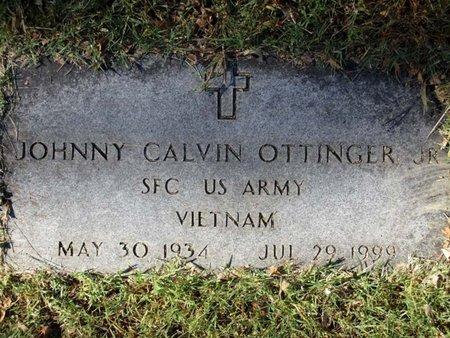 """OTTINGER, JR. (VETERAN VIET), JOHNNY CALVIN """"JC"""" - Hamblen County, Tennessee   JOHNNY CALVIN """"JC"""" OTTINGER, JR. (VETERAN VIET) - Tennessee Gravestone Photos"""