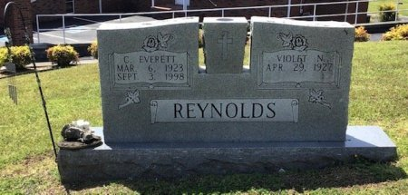 REYNOLDS, CHARLES EVERETT - Hamblen County, Tennessee | CHARLES EVERETT REYNOLDS - Tennessee Gravestone Photos