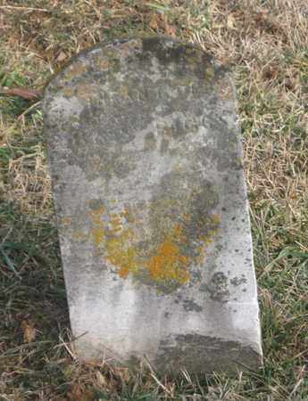 RIGGS, INFANT - Hamblen County, Tennessee | INFANT RIGGS - Tennessee Gravestone Photos
