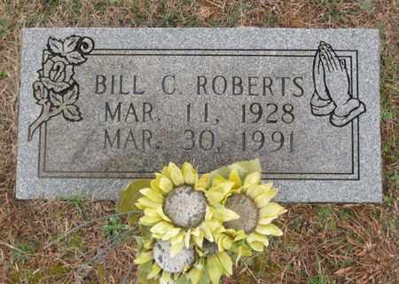 ROBERTS, BILL C. - Hamblen County, Tennessee | BILL C. ROBERTS - Tennessee Gravestone Photos