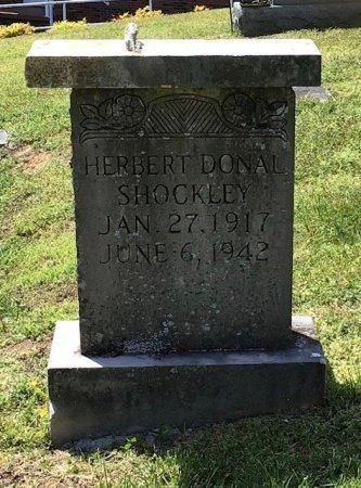 SHOCKLEY, HERBERT DONAL - Hamblen County, Tennessee   HERBERT DONAL SHOCKLEY - Tennessee Gravestone Photos