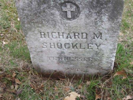 SHOCKLEY, RICHARD M. - Hamblen County, Tennessee | RICHARD M. SHOCKLEY - Tennessee Gravestone Photos