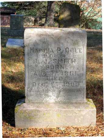 SMITH, MARTHA P. - Hamblen County, Tennessee | MARTHA P. SMITH - Tennessee Gravestone Photos
