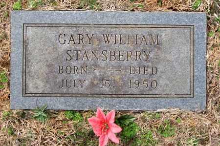 STANSBERRY, GARY WILLIAM - Hamblen County, Tennessee | GARY WILLIAM STANSBERRY - Tennessee Gravestone Photos