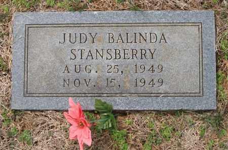 STANSBERRY, JUDY BALINDA - Hamblen County, Tennessee | JUDY BALINDA STANSBERRY - Tennessee Gravestone Photos
