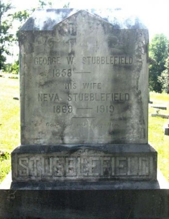 STUBBLEFIELD, GEORGE W. - Hamblen County, Tennessee   GEORGE W. STUBBLEFIELD - Tennessee Gravestone Photos