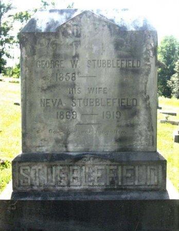 "STUBBLEFIELD, GENEVA ""NEVA"" - Hamblen County, Tennessee | GENEVA ""NEVA"" STUBBLEFIELD - Tennessee Gravestone Photos"