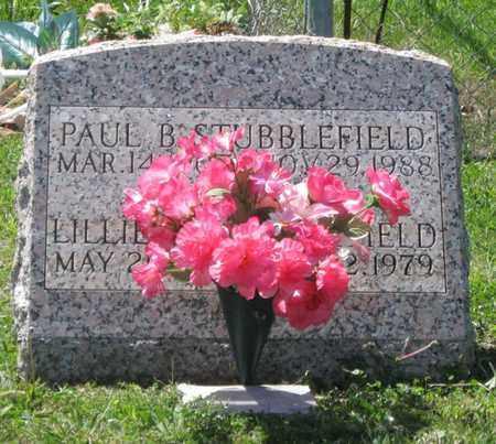 STUBBLEFIELD, PAUL B. - Hamblen County, Tennessee | PAUL B. STUBBLEFIELD - Tennessee Gravestone Photos