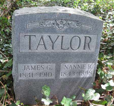 TAYLOR, JAMES G. - Hamblen County, Tennessee | JAMES G. TAYLOR - Tennessee Gravestone Photos