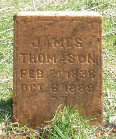 THOMASON, JAMES - Hamblen County, Tennessee   JAMES THOMASON - Tennessee Gravestone Photos