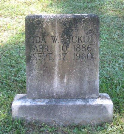 TICKLE, IDA MAE - Hamblen County, Tennessee | IDA MAE TICKLE - Tennessee Gravestone Photos