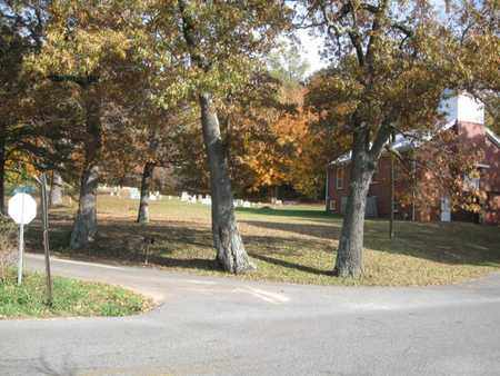 *WATKINS CHAPEL CEMETERY VIEW,  - Hamblen County, Tennessee |  *WATKINS CHAPEL CEMETERY VIEW - Tennessee Gravestone Photos