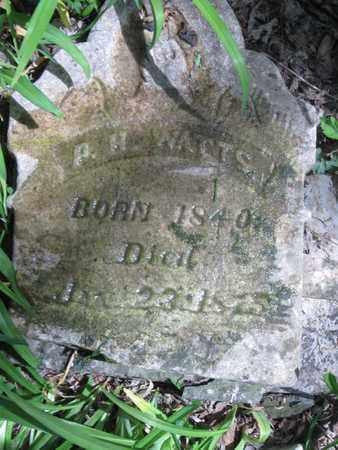 WATTS, P.H. - Hamblen County, Tennessee | P.H. WATTS - Tennessee Gravestone Photos