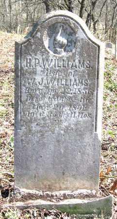 WISECARVER WILLIAMS, HARRIET P. - Hamblen County, Tennessee | HARRIET P. WISECARVER WILLIAMS - Tennessee Gravestone Photos