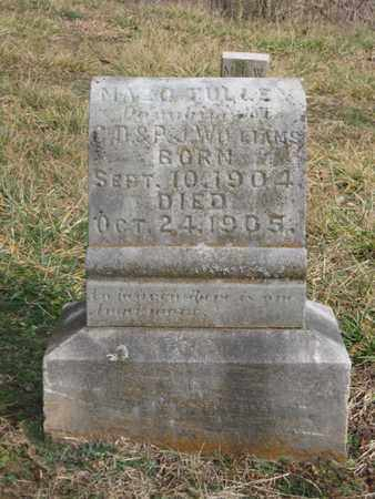 WILLIAMS, MAZO TULLEY - Hamblen County, Tennessee | MAZO TULLEY WILLIAMS - Tennessee Gravestone Photos