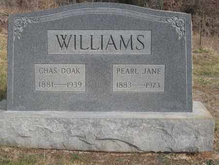 WILLIAMS, PEARL JANE - Hamblen County, Tennessee | PEARL JANE WILLIAMS - Tennessee Gravestone Photos