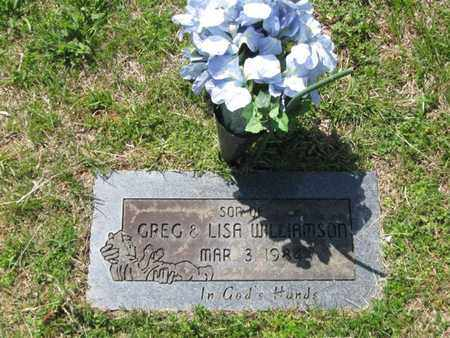 WILLIAMSON, INFANT - Hamblen County, Tennessee   INFANT WILLIAMSON - Tennessee Gravestone Photos