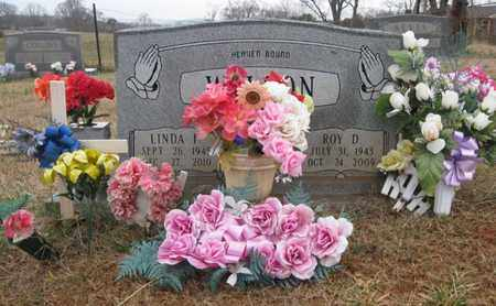 WILSON, LINDA F. - Hamblen County, Tennessee   LINDA F. WILSON - Tennessee Gravestone Photos