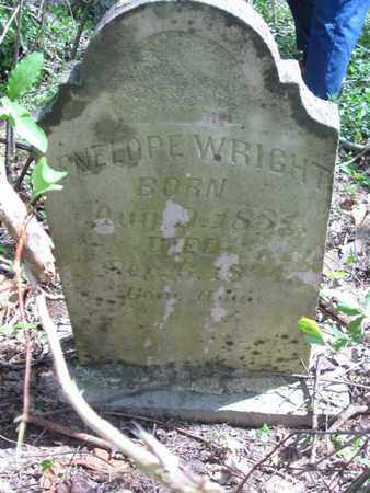 WRIGHT, PENELOPE - Hamblen County, Tennessee   PENELOPE WRIGHT - Tennessee Gravestone Photos