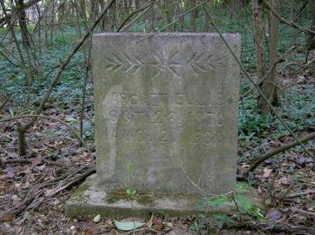 TEAGUE ELLIS, MARGARET E. - Hamilton County, Tennessee | MARGARET E. TEAGUE ELLIS - Tennessee Gravestone Photos