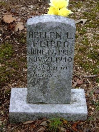 FLIPPO, HELEN L. - Hamilton County, Tennessee   HELEN L. FLIPPO - Tennessee Gravestone Photos